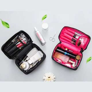 Instock Cosmetic Pouch Organizer Make Up Toiletries Travel Bag