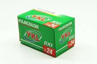 Fujicolor YKL 100 135 (24 Exposures)