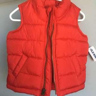 Boy's Vest 18 months BNWT