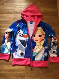 Frozen Hooded Sweater