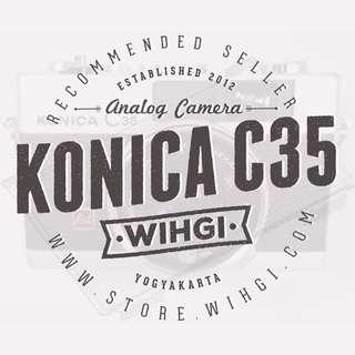 Kamera Analog KONICA C35 E&L