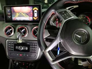 Mercedes CLA 10.2 inch touch screen with Android