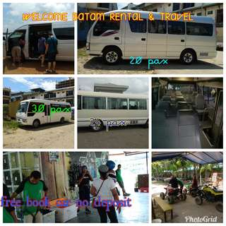 Welcome to batam transportion & travel