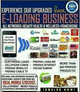 E-loading Business