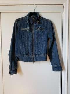 Jean Jacket size L