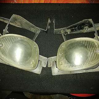 Wira 1.6 original fog lamp
