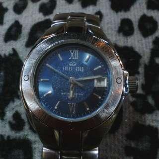 Eries gold paris quartz watch