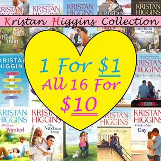 Kristan Higgins eBooks