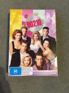 Beverly Hills 90210 s3