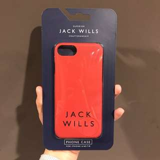 🇬🇧Jack Wills iPhone case 6/6s/7/8