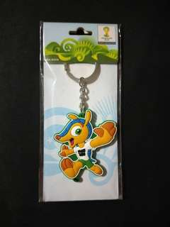 Authentic BN FIFA World Cup Brazil 2014 Keychain
