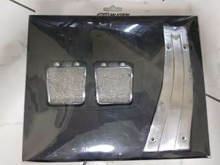 Mugen Pedals for Manual Cars