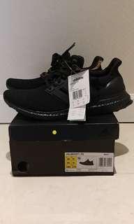 Adidas Ultraboost 1.0 Triple Black US 10 BNIB