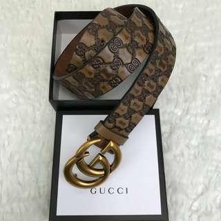 Gucci Buckle Belt