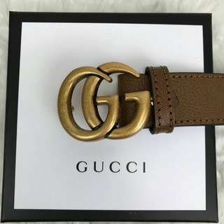 Gucci Buckle Belt
