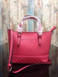 AUTHENTIC GUESS baldwinpark Mini Crossbody Handbag