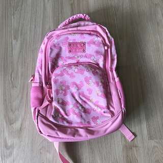School Bag Sanrio my melody