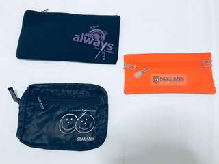 BN Ngee Ann Poly Stationary Pouch