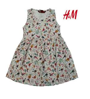 H&M dress for kids 2to12 yrs old