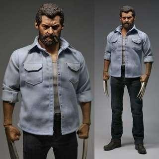 Wolverine Logan 1/6 scale