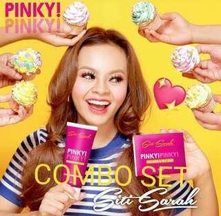 Siti Sarah Pinky Pinky Combo Set