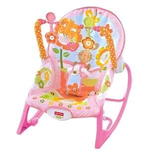 Shop : BABY GIRL ROCKER PINK
