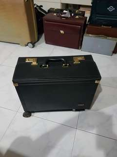 Doctor case luggage