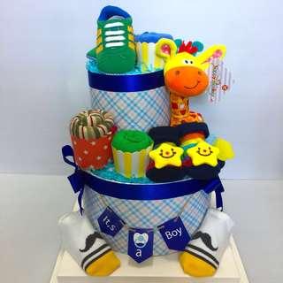 Diaper Cake  - Customisation
