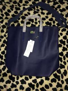 Lacoste Tote bag with Sling