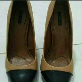 Zara Brown Shoes