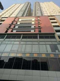 Bi-level concept condominium in makati