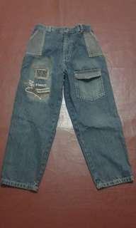 Celana jeans anak 8-10th
