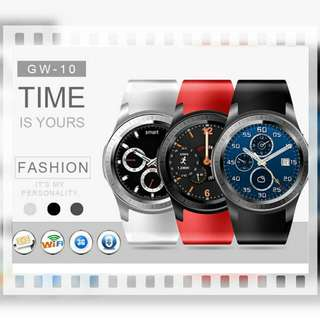 {{{~ (繁體版) GW10-D 内置Android系統 智能手錶(SmartWatch) 同時支持Android設備,絕非高仿品,原裝正版,絕不會貨不對版,如假包換!!~}}}