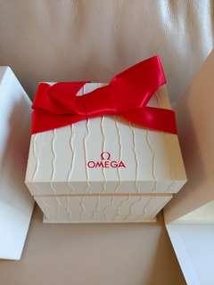 女裝奧米加手錶盒 Omega Lady Watch Box