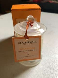Brand new Glasshouse candle - GALAPAGOS