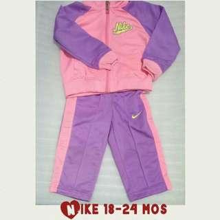 Jacket And Jogging Pants