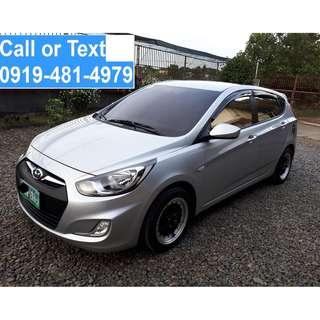 2013 Hyundai Accent Hatchback Diesel