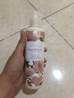 M&S Body Lotion MAGNOLIA
