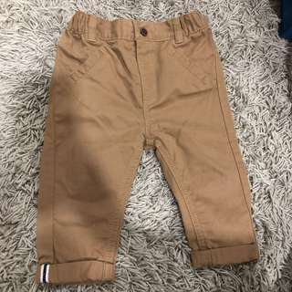 Tan Chinos Trousers