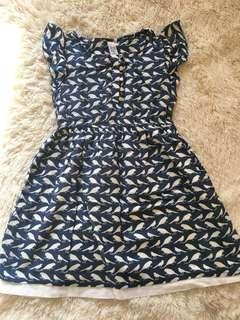 Zara Kids Bird Dress