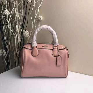 Coach 36677 Boston handbag