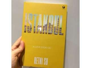 Novel Istanbul - Retni SB