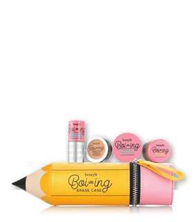 PO CLOSED: benefit cosmetics 5pc erase case set
