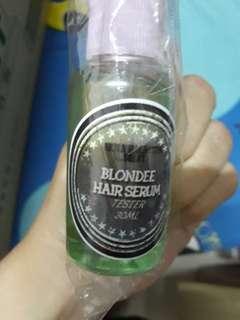 BLONDEE HAIR SERUM #OCT10