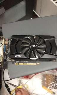 ASUS GTX750 1gb