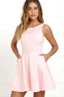 Honey Pink Dress