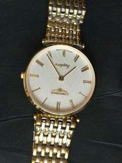 Longines Sapphire Watch