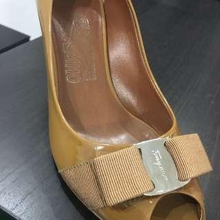 Cheap Authentic Ferragamo Heels