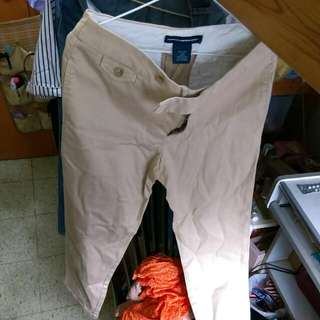 Ralph Lauren 杏色長褲 Size 8