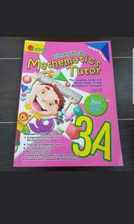 P3 A Mathematics Tutor (Retail Price $13.50)